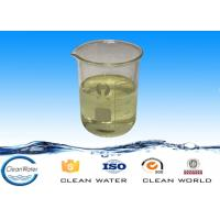 Best Pigment Waste Water Treatment Chemical Light-color liquid CW-05 BV / ISO wholesale