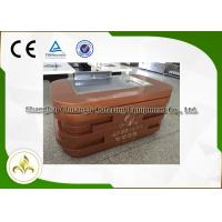 Best Mobile Teppanyaki Grill Portable Hibachi Table Electromagnetic Induction Heating wholesale