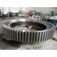 Best ASTM A291 Gr7 Grade 7 Grade 1 2 3 4 5 6 8 9 Forged FOrging Steel Planet Gear reducer gear pinion gear ring gears wholesale