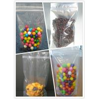Best Shaped Stand Up Zipper Snack / Cookies Snack Bag Packaging wholesale