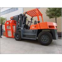 China 3.7ton Brick clamp forklift, forklift truck, brick forklift on sale