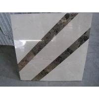 Best Beige Marble Composite Tile for Flooring/ Floor Tile/ Wall Tile wholesale