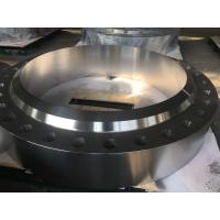 Best Compact Design Alloy Steel Forged Flange F321H F316L For Chemical Reactor wholesale