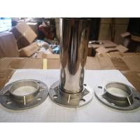 Best High Precision Stainless Steel Handrail Fittings Surface Bright Satin wholesale