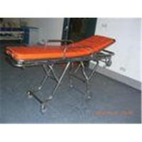 Best Ems Hospital Stainless Steel Automatic Loading Stretcher with Wheels wholesale