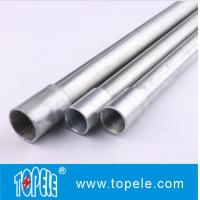 Best Galvanized Steel BS4568 Conduit / GI PIPE / Electrical Conductors wholesale