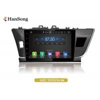 Best 10.1  Inch  Toyota Car DVD Player Navigation System For Toyota Corolla 2014-L wholesale