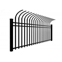 China Decorative Garden 1.5m Stainless Steel Fence With Anti Theft Screws on sale