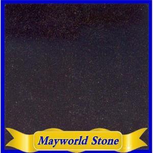 Best Mongolia black granite wholesale
