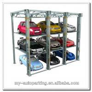 3 level parking lift Garage Mechanical Parking System