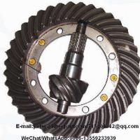 China Stainless Steel Auto Spare Parts Spiral Bevel Gear / Axle Spider Gear Replacement on sale