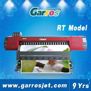Best 1.8m DX5 Digital Fabric Printing Machine with High Resolution Garros RT-1801 Machine wholesale