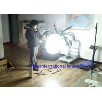 China Hand Held Compact Portable Rechargeable Light 200 Watt With 48V Small Battery on sale