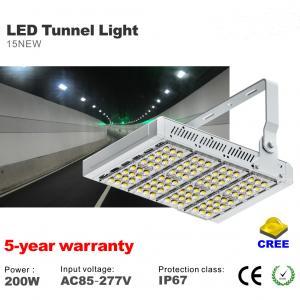 Best 200W Waterproof LED Tunnel light CREE Gas Station LED Lighting Flood light project lamp wholesale