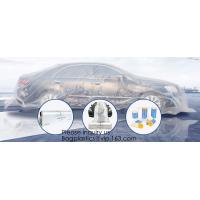 Best Clear Plastic Sheeting 10 Micron 20 x 250ft – Transparent Protective Masking Film – Automotive Painting & More, bagease wholesale