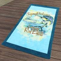 Best Custom California Printed Towels Swimmingwear 30x60  10lbs Accessories Promote wholesale