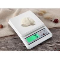 Best 3KG Precision Electronic Kitchen Scales Easy Cleaning With Counting Function wholesale