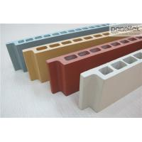 Best Natural Color Terracotta Panels Facade Cladding MaterialsWith Low Maintenance wholesale