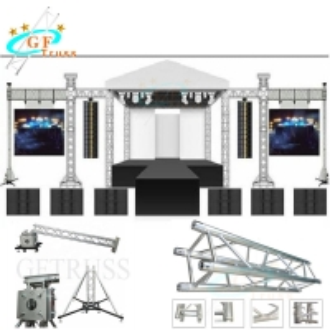 Best Easy Setup Banquet DJ Lighting Aluminum Roof Truss System wholesale