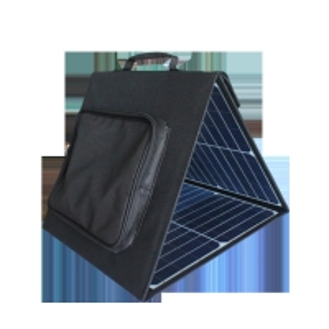 Folding ETFE Layer Solar PV Panel 200w Monocrystalline 1 Year Warranty