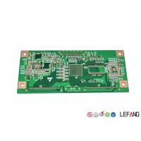 Cheap Blue Solder Mask Copper PCB Board , PCB Copper Sheet With ISO9001 Certification for sale
