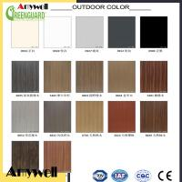China Amywell CE certificates 6mm 8mm 10mm 12mm formica phenolic resin laminate compact hpl on sale