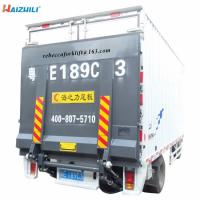Best Hot selling excellent quality 1500kg steel/aluminum hydraulic van truck tail lift wholesale