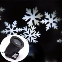 Best Outdoor Laser Christmas Lights Waterproof White Snowflake Landscape Projector for Garden, Lawn and Holiday Decoration (w wholesale