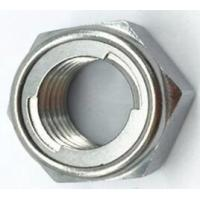 China Din6927 Prevailing Torque Type All-Metal Flange Nut on sale
