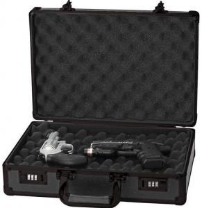 Best Professional Aluminum Hard Gun Cases For Pistol / Hand Gun Storage wholesale