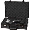 Buy cheap Professional Aluminum Hard Gun Cases For Pistol / Hand Gun Storage from wholesalers