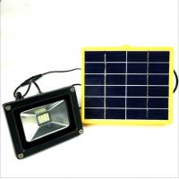 Best High Power Solar Flood Lights 2835 SMD LED With Gold Copper Bracket wholesale