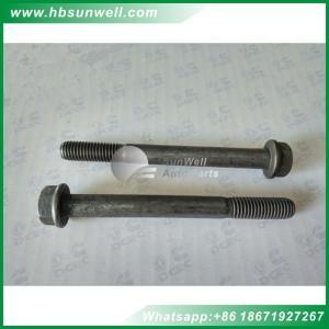 Best Cummins Diesel engines ISM11 QSM11 engine spare parts 3818121 4965698 Hex Flange Head Cap screw wholesale