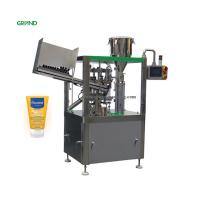 China Soft Plastic Tube Filling Sealing Machine Automatic For Hand Cream 220/380V on sale