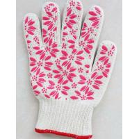 China knit heat-resistant glove on sale