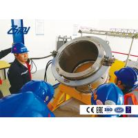Cheap CE Durable Cold Pipe Cutting And Beveling Machine Interchangeable Components for sale