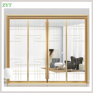 Best Interior large decorative sliding glass doors factory wholesale