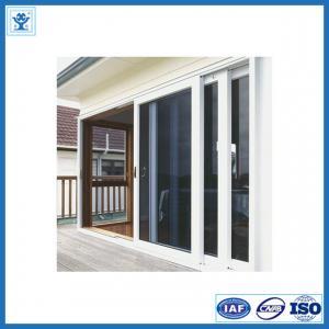 China 2 Track Aluminum Exterior Sliding Door on sale