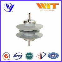 3KV Compact Polymer Housing Lightning Surge Arrester for Power Transformers / Distributors Protection
