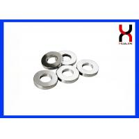 Best Neodymium Ring Shaped Magnet Strong Permanent Type SGS / ROHS Certified For Speaker wholesale