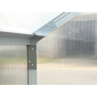 Best 4x6ft Aluminium Greenhouse with spring clips wholesale