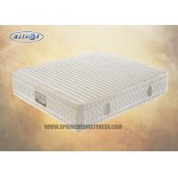 Best Anti - Bacterial Luxury Tufted Bonnell Spring 5ft Memory Foam Mattress Double Side With Latex wholesale