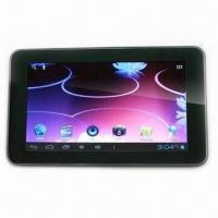 """Best 7"""" Capacitive MID with 8.9mm Super Slim Design, Rockchip 2906 1GHz CPU/Android 4.0 OS/Camera wholesale"""
