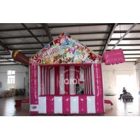 Best Inflatable advertising market stand promotional booth wholesale