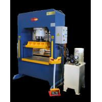 Best Stainless Steel Elbow Making Machine Pushing Force 4500×3KN For Carbon Steel wholesale