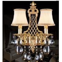 Best High-end crystal wall lamp top quality glass LED wall lighting wholesale