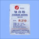 Best Economic grade rutile titanium dioxide R210 wholesale