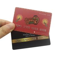 Full Color PVC Plastic Gift Cards , Membership Card In CR80/30mil Standard Size