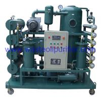 China used transformer oil recycling machine on sale