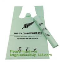 Best Garbage Biodegradable Compost Bags Compost Film Disposable Bio wholesale
